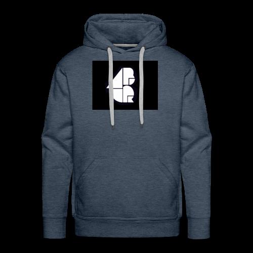 tbr hoodie black - Mannen Premium hoodie