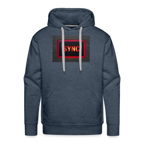 sync2 - Premium hettegenser for menn