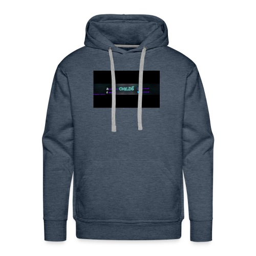 LOGO_Banner_Childs - Men's Premium Hoodie