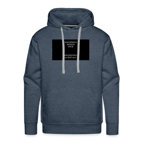 Dangerous Woman Tour Merch - Men's Premium Hoodie