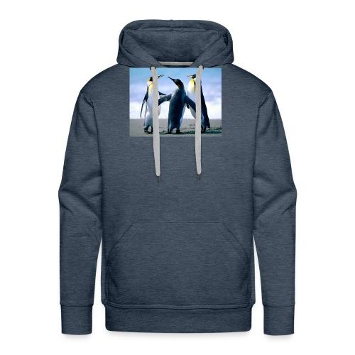 Penguins - Männer Premium Hoodie