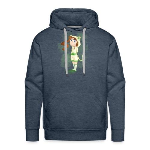 CatMad - Sweat-shirt à capuche Premium pour hommes