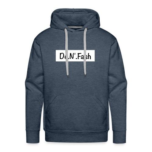T-shirt premium homme - Sweat-shirt à capuche Premium pour hommes
