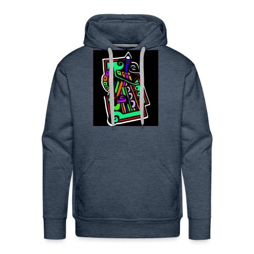 Stylo - Sweat-shirt à capuche Premium pour hommes