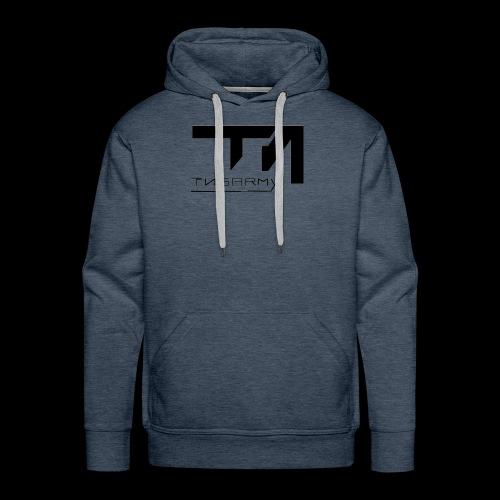TNG NEW Black - Männer Premium Hoodie