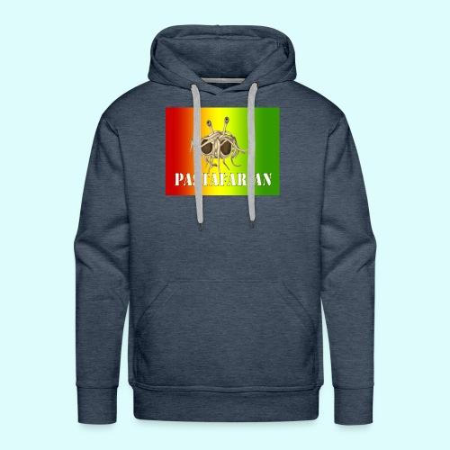 Reggae pastafarian - Mannen Premium hoodie