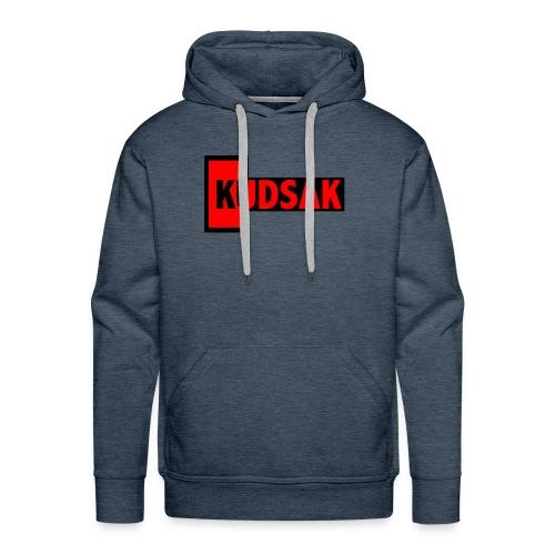 kudsak - Sweat-shirt à capuche Premium pour hommes