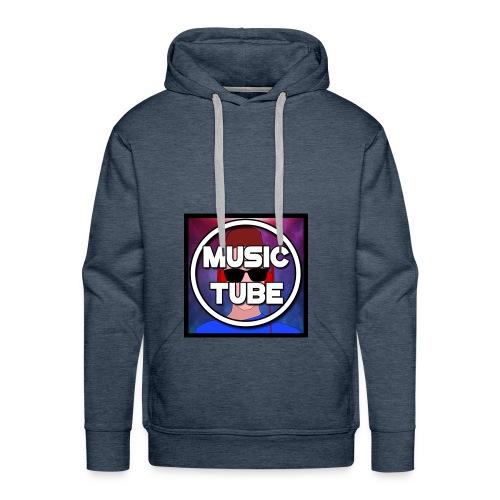 Music Tube - Men's Premium Hoodie
