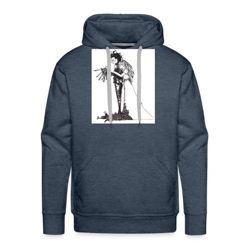 EdwardScissorhands.jpg - Men's Premium Hoodie