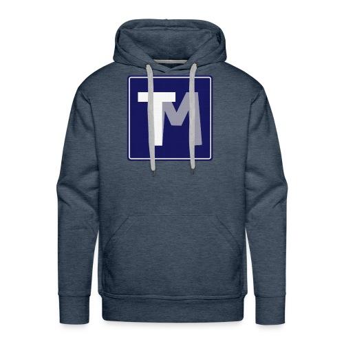 TM - Mannen Premium hoodie