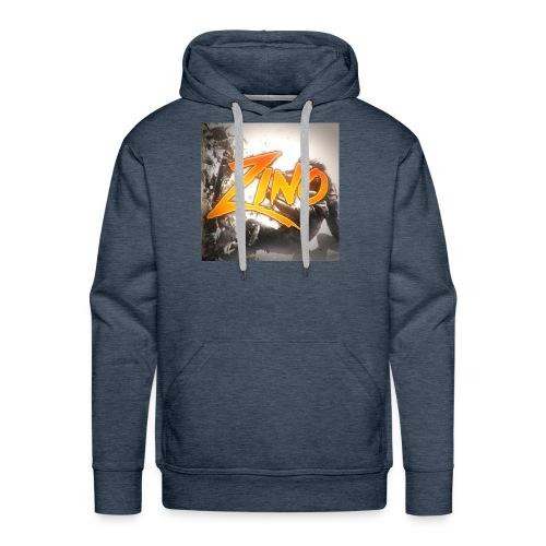 InfinityZino Snapback! - Mannen Premium hoodie