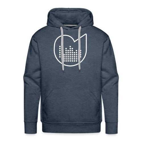 Camiseta Básica Premium - Sudadera con capucha premium para hombre