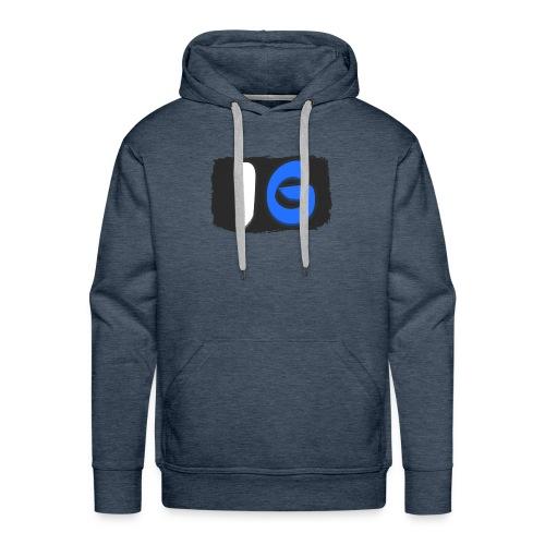 Offical Coloured Logo Design - Men's Premium Hoodie