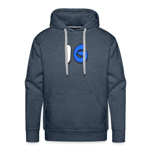 Offical Second Coloured Design No Background - Men's Premium Hoodie