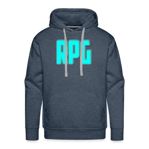 RPG Logo - Men's Premium Hoodie
