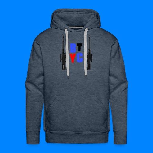 Blurixincommander YT AS50 Logo - Männer Premium Hoodie