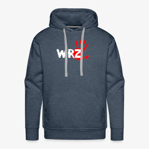 WRZ white version - Men's Premium Hoodie
