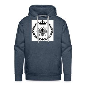 Be Rich T-shirt - Mannen Premium hoodie