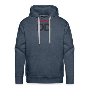 Dårligdommerne simpelt logo - Herre Premium hættetrøje