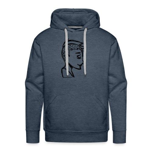 Little boy - Sweat-shirt à capuche Premium pour hommes