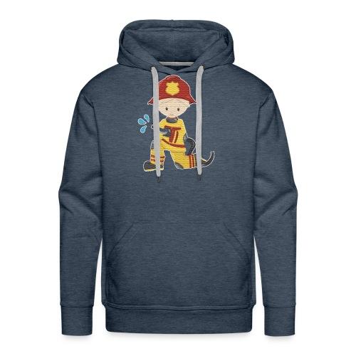 Feuerwehrmann - Männer Premium Hoodie
