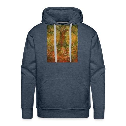 Invisible Tree - Bluza męska Premium z kapturem