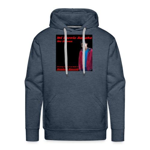 Camiseta Mc Gamez Mi Barrio Zapata - Sudadera con capucha premium para hombre