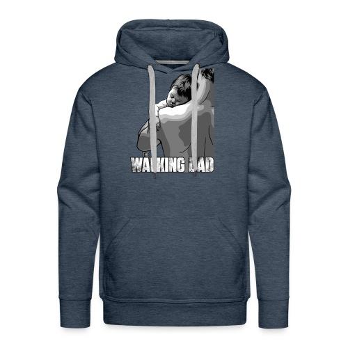 The Walking Dad - Männer Premium Hoodie