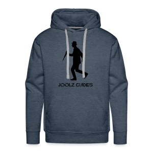 Joolz Guides Merchandise Black logo - Men's Premium Hoodie