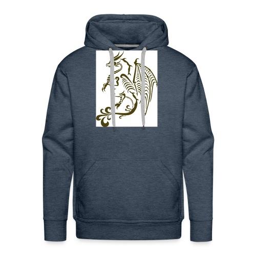 Drachen - Männer Premium Hoodie