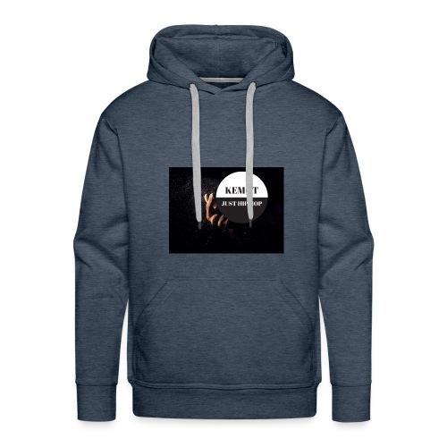KeMoT odzież limitowana edycja - Bluza męska Premium z kapturem