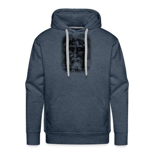 Calun-png - Bluza męska Premium z kapturem