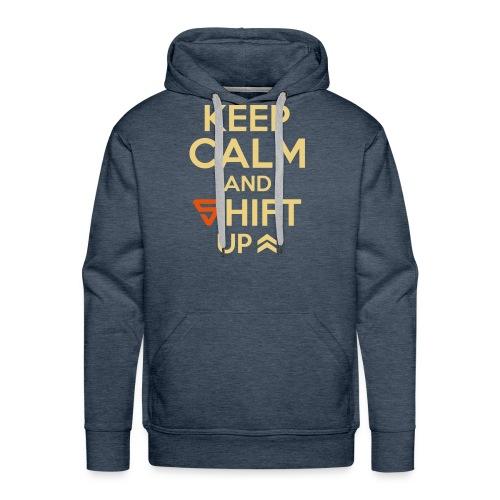 Shift UP ! - Sweat-shirt à capuche Premium pour hommes