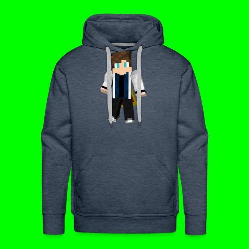 Sweat à Capuche avec Logo - Sweat-shirt à capuche Premium pour hommes