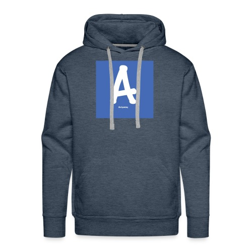 Logo vest - Mannen Premium hoodie
