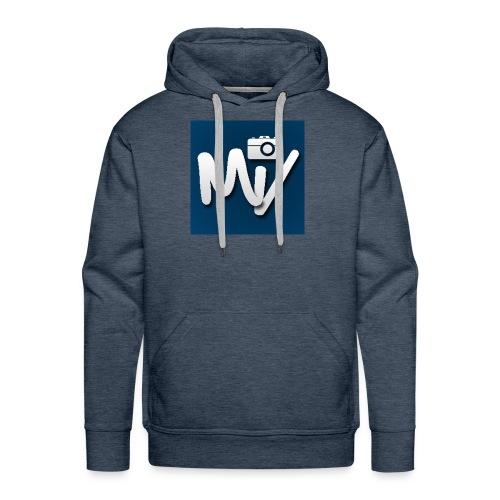 Maxvlogs T-shirt - Mannen Premium hoodie