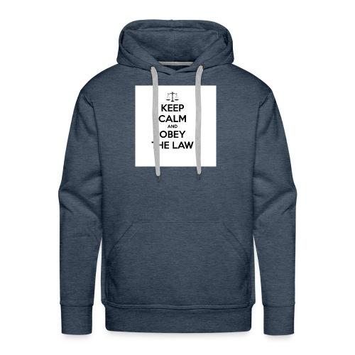 KeepCalm2 - Männer Premium Hoodie