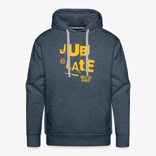 Jubilate-Hoodie - Männer Premium Hoodie