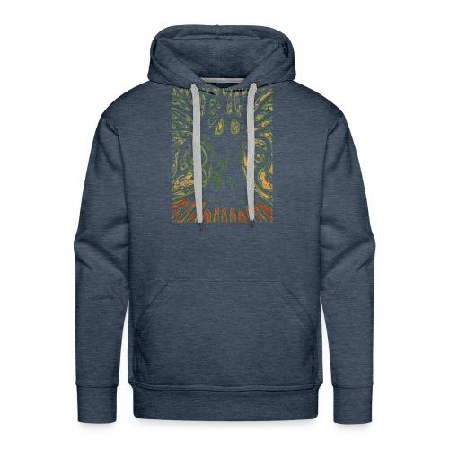 Primitive Tree - Bluza męska Premium z kapturem