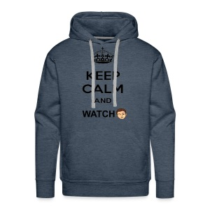 Keep Calm And Watch Anthonyos33 - Men's Premium Hoodie