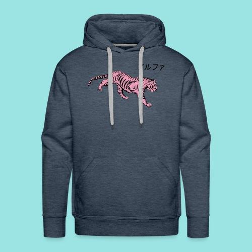 design2 - Sweat-shirt à capuche Premium pour hommes