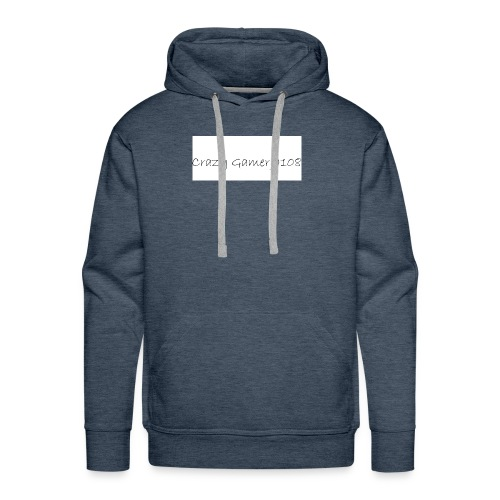Crazy Gamer 9108 new merch - Men's Premium Hoodie