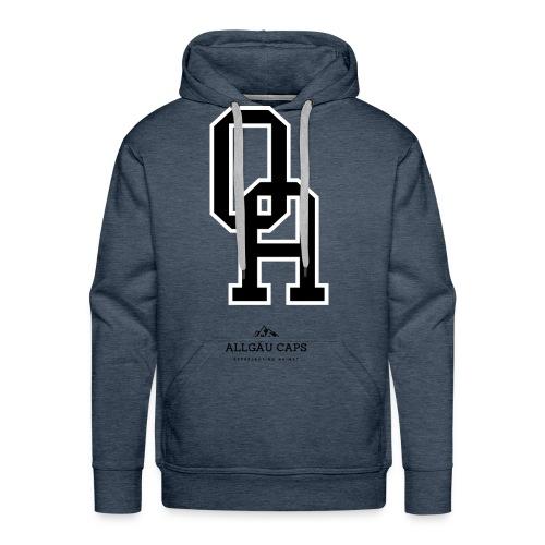 OA mit AC Logo - Männer Premium Hoodie