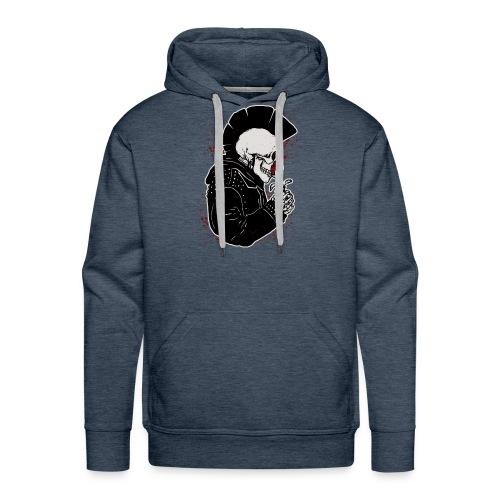 Punk in Love T-shirt - Mannen Premium hoodie