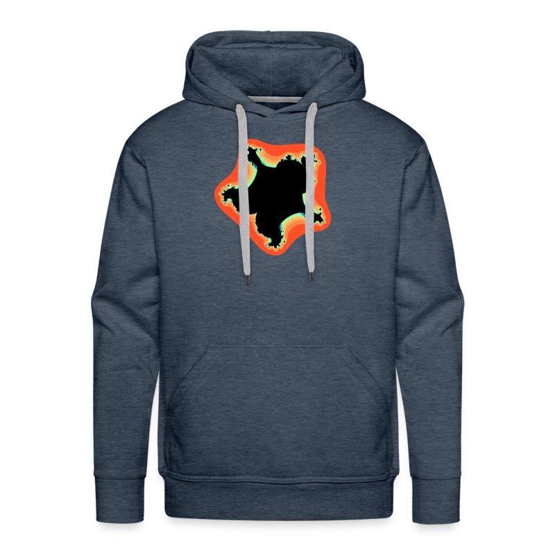 Burn Burn Quintic - Men's Premium Hoodie
