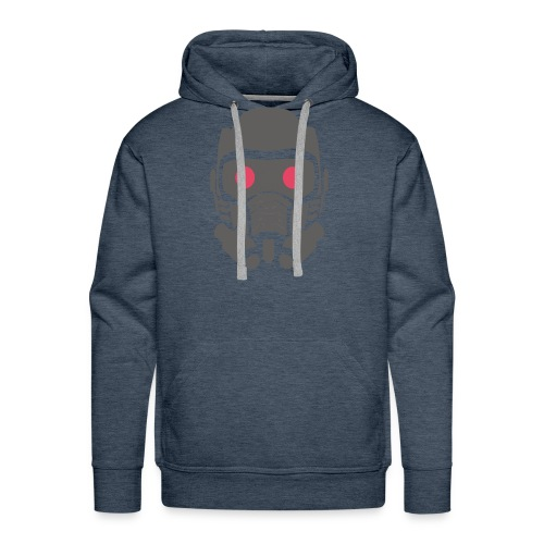 masca_1 - Sudadera con capucha premium para hombre