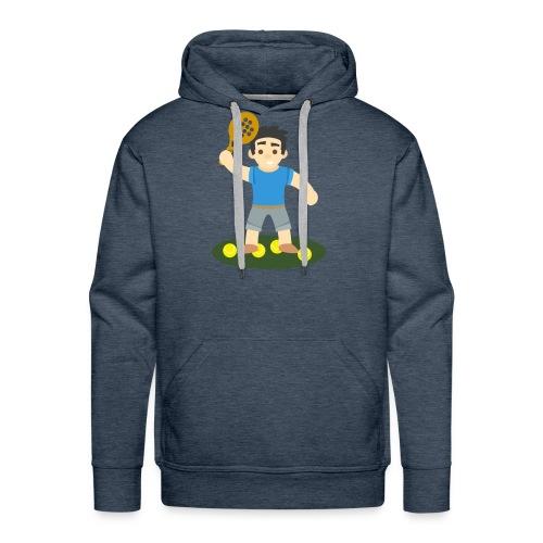 Camiseta Padel Hombre - Sudadera con capucha premium para hombre