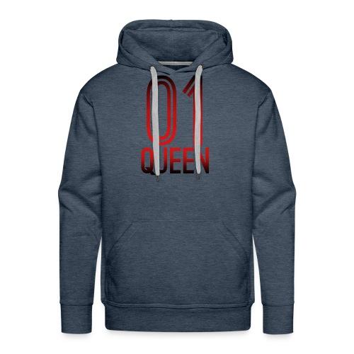 Queen Hoodie - Männer Premium Hoodie