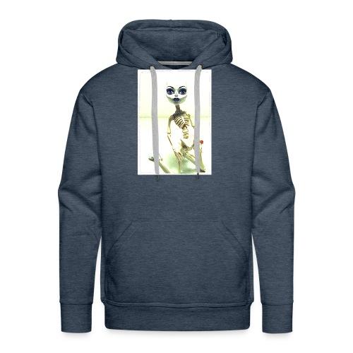 Annie Rexie - Sweat-shirt à capuche Premium pour hommes