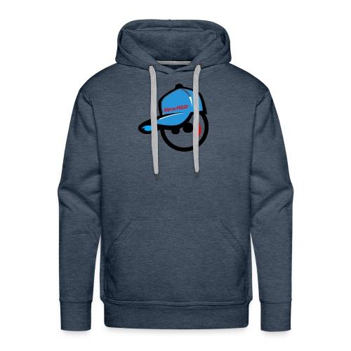 NewKidz Logo - Männer Premium Hoodie